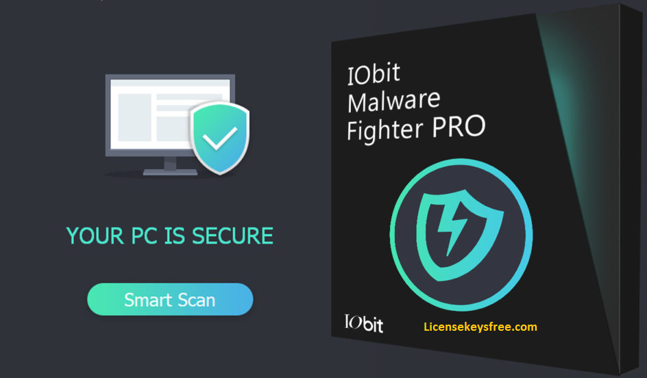 Iobit Malware Fighter Pro 8 5 0 789 Crack Free Activation Key 2021
