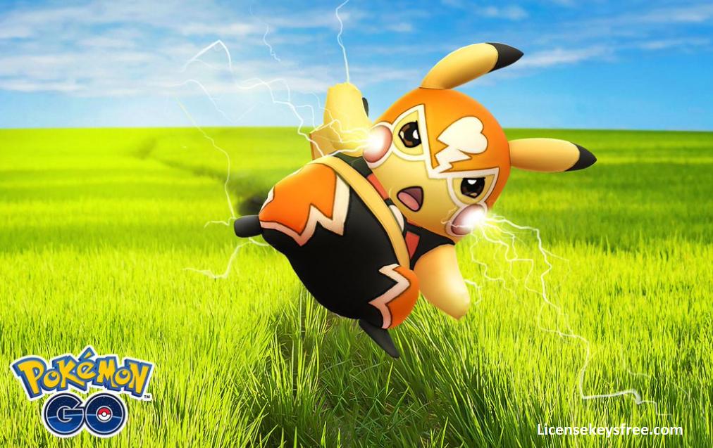 Pokemon Go Key