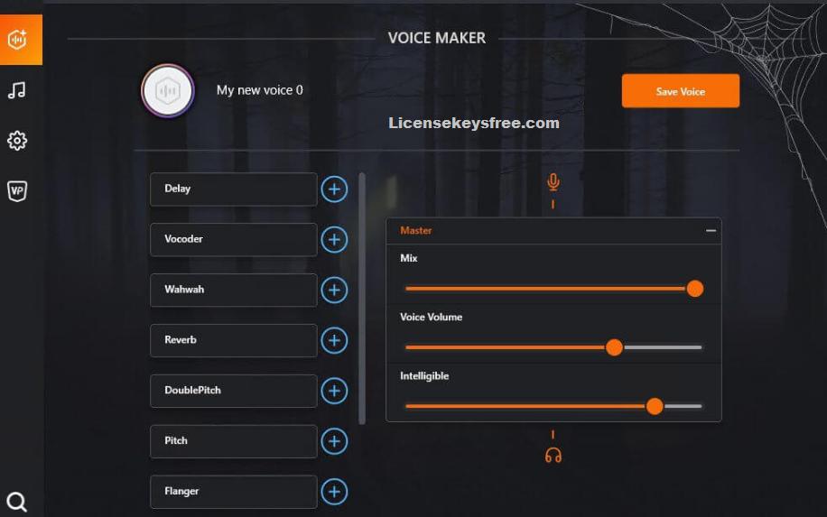 Voicemod Key