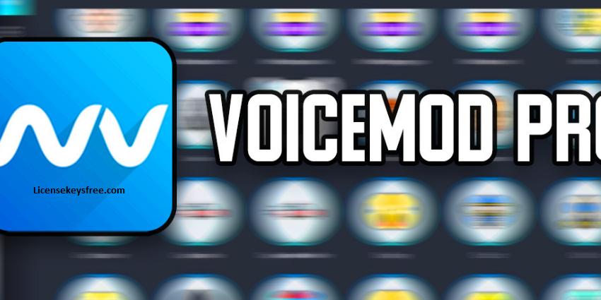Voicemod Crack