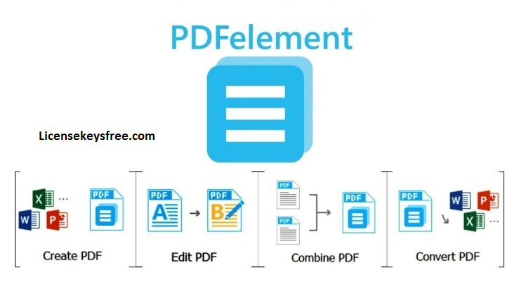 Wondershare PDFelement Crack