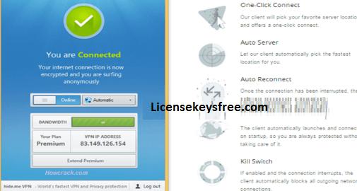 Hide.me VPN Key
