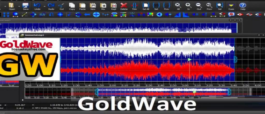 GoldWave Key