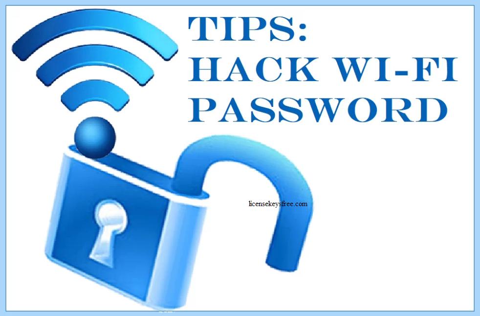 WiFi Password Hacker Crack
